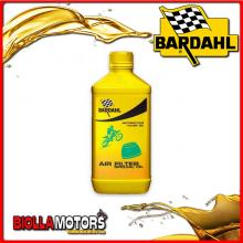701039 1 LITRO BARDAHL AIR FILTER SPECIAL OIL PULITORE PER SPUGNE FILTRO 1LT