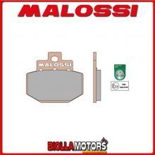 6215015 PASTIGLIE FRENO MALOSSI SYNT RENAULT FULLTIME 125 4T (LEADER) - -