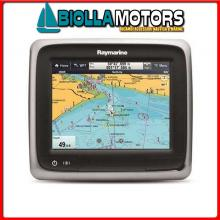 5660091 A128 RAY CHART/FISH MULTIF. TOUCH CHIRP Raymarine A Series Wi-Fi Touch Chartplotters / Fishfinders