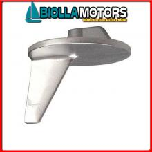 5123012 ANODO MOTORE MERCRUISER Pinna Alpha (Tagliata)