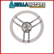 4641712 VOLANTE D350 21 RAY WHITE Volante Ray/Steel