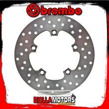 68B407G2 DISCO FRENO POSTERIORE BREMBO APRILIA RS 1999-2005 50CC FISSO