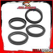 56-142 KIT PARAOLI E PARAPOLVERE FORCELLA Buell Helicon 1125 CR 1125cc 2009- ALL BALLS
