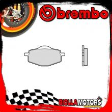 07039 PASTIGLIE FRENO POSTERIORE BREMBO GARELLI XO ELETTRIC 2012- 0CC [ORGANIC]