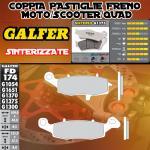 FD174G1375 PASTIGLIE FRENO GALFER SINTERIZZATE ANTERIORI SUZUKI GSX 750 F VS IZQ. (KATANA 750 USA) 99-02