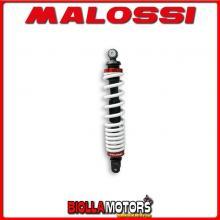 4615433 AMMORTIZZATORE POSTERIORE MALOSSI RS1 MBK NITRO 50 2T LC , INTERASSE 310 MM -