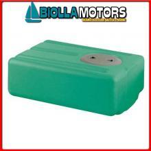 1531160 SERBATOIO ACQUA FLAT 60L Serbatoi Acqua Potabile Green Line