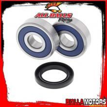 25-1446 KIT CUSCINETTI RUOTA POSTERIORE Honda CX500TC Turbo 500cc 1982- ALL BALLS