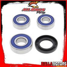 25-1231 KIT CUSCINETTI RUOTA POSTERIORE Hyosung GT250 250cc All- ALL BALLS