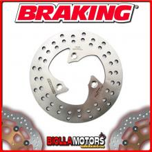 PE01FI DISCO FRENO ANTERIORE SX BRAKING BETA QUADRA (Rear Drum Model) 50cc 1997-2001 FISSO