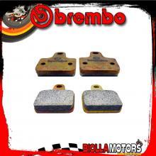 M049Z04 COPPIA PASTIGLIE FRENO BREMBO [Z04] X99C460 - PINZA FRENO SX RADIALE BREMBO CNC P4 ?34 108mm - [ANTERIORE]