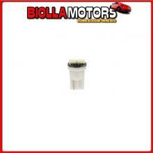 98240 LAMPA 24/28V HYPER-LED 6 - 2 SMD X 3 CHIPS - (T10) - W2,1X9,5D - 20 PZ - SCATOLA - BIANCO - DOPPIA POLARIT?
