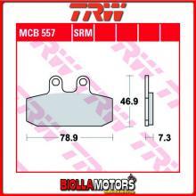 MCB557 PASTIGLIE FRENO ANTERIORE TRW Sachs ZX 125 Enduro 1999- [ORGANICA- ]