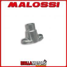 021157B COLLETTORE ASPIRAZIONE MALOSSI D. 19X24 GILERA CB1 50 2T INCLINATO CON INTERASSE 45 - 50 PER CARBURATORI PHBG 19,5 -