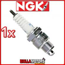1 CANDELA NGK BR6HSA KEEWAY F-act 50CC - BR6HSA