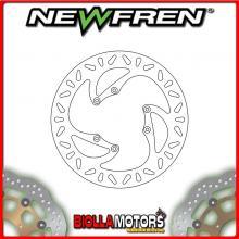 DF5164A DISCO FRENO ANTERIORE NEWFREN HONDA - HM CRE 50cc DERAPAGE 2001-2009 FISSO