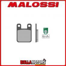 6215005BB COPPIA PASTIGLIE FRENO MALOSSI Anteriori BETA EIKON 50 2T LC SPORT Anteriori - Posteriori - per veicoli PRODOTTI 1999