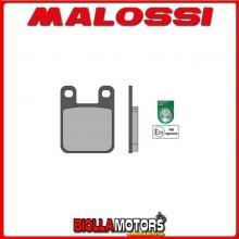 6215005BB COPPIA PASTIGLIE FRENO MALOSSI Anteriori CAGIVA PROGRESS 50 2T SPORT Anteriori - per veicoli PRODOTTI 1997 --> ** OMOL