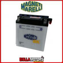 MOB5L-B BATTERIA MAGNETI MARELLI YB5L-B SENZA ACIDO YB5LB MOTO SCOOTER QUAD CROSS