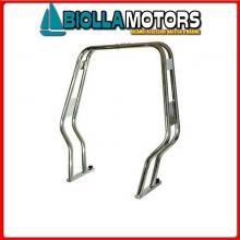 0610024 ROLLBAR D40 DOPPIO SAG STD Rollbar Doppio Sagomato