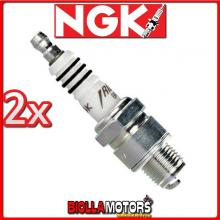 2 CANDELE NGK BR6HIX DUCATI Forza 350CC - BR6HIX