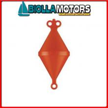 3820052 GAVITELLO XL ARANCIO L1070 Boa Biconica