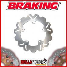 PI01FID DISCO FRENO ANTERIORE DX BRAKING LML STAR 2T (Rear Drum Model) 125cc 2010-2016 WAVE FISSO