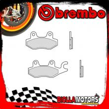 07YA22SD PASTIGLIE FRENO ANTERIORE BREMBO BOMBARDIER-CAN AM COMMANDER LEFT/REAR 2011- 800CC [SD - OFF ROAD]