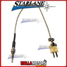 STKM5GS Sensore STARLANE temperatura gas scarico professionale a giunto scoperto filetto maschio M5.