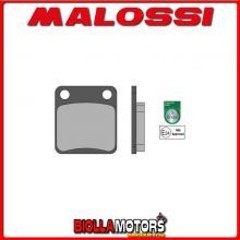 6215045BB COPPIA PASTIGLIE FRENO MALOSSI Anteriori CAGIVA CITY 50 2T SPORT Anteriori - per veicoli PRODOTTI 1992 --> 1994 ** OMO