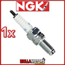 1 CANDELA NGK CR8EK PEUGEOT Jet Force Compressor 125CC 2005- CR8EK