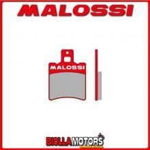 629083 - 6215008BR COPPIA PASTIGLIE FRENO MALOSSI Anteriori MBK EVOLIS 50 2T MHR Anteriori - per veicoli PRODOTTI 1992 -->