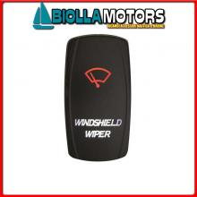2100530 INTERRUTTORE ON-OFF-ON WINDSHIELD WIPER< Interruttore Laser Etched per Tergicristalli