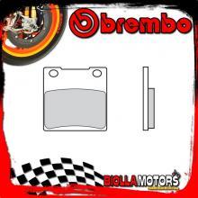 07KS0507 PASTIGLIE FRENO POSTERIORE BREMBO HYOSUNG GT COMET 2002- 250CC [07 - ROAD CARBON CERAMIC]