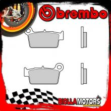 07YA41SD PASTIGLIE FRENO POSTERIORE BREMBO TM ENDURO 2005- 125CC [SD - OFF ROAD]