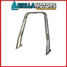 0610014 ROLLBAR D40 DOPPIO STD Rollbar Doppio Standard