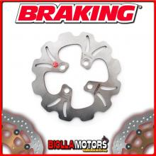 MB02FID DISCO FRENO ANTERIORE SX BRAKING MBK BOOSTER 12 WHEELS 50cc 2000-2010 WAVE FISSO