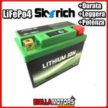 HJB5L-FP BATTERIA LITIO SKYRICH YB5L-B LiFePo4 612051 YB5LB MOTO SCOOTER QUAD CROSS