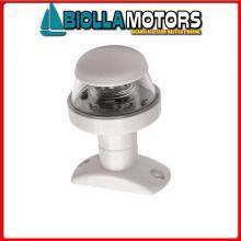 2113336 FANALE NAVIGAZIONE TESTA ALBERO WHITE 360 LED FANALE NAVIGAZIONE Testa Albero LED (CE)
