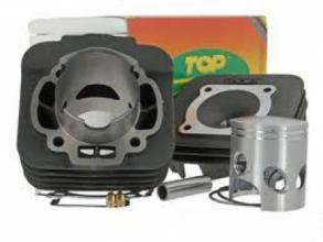 9931250 GRUPPO TERMICO TOP TROPHY 70CC D.48 VESPA LX 50 2T SP.12 GHISA