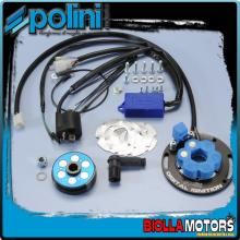 171.0538 ACCENSIONE ROTORE ECU POLINI BENELLI NAKED 50 DIGITALE
