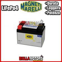 MM-LT1 BATTERIA LITIO MAGNETI MARELLI YTX4L-BS LiFePo4 YTX4LBS MOTO SCOOTER QUAD CROSS