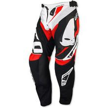 "PI04390W/50 PANTALONE CROSS ENDURO UFO REVOLUTION ""MADE IN ITALY"" BIANCO TAGLIA 50"