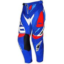 "PI04390C/52 PANTALONE CROSS ENDURO UFO REVOLUTION ""MADE IN ITALY"" BLU TAGLIA 52"