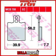 MCB708EC PASTIGLIE FRENO ANTERIORE TRW Aprilia 150 Leonardo 1997-1998 [ORGANICA- EC]