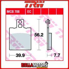 MCB708 PASTIGLIE FRENO ANTERIORE TRW Aprilia 150 Leonardo 1997-1998 [ORGANICA- ]
