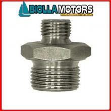 5351608 NIPPLE RIDUZIONE 1/2-3/8 Nipple Adattatori AC Rid.