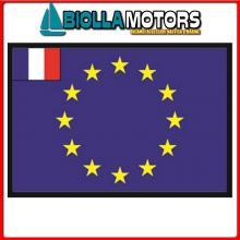 3401730 BANDIERA FRANCIA UE 30X45CM Bandiera Francia UE
