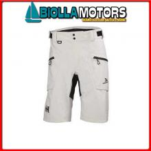 3040301 HP HELLYTECH SHORTS 823 NIMBUS CLOUD S Shorts HH Foil