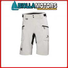 3040302 HP HELLYTECH SHORTS 823 NIMBUS CLOUD M Shorts HH Foil
